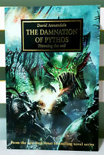 The Damnation of Pythos! Warhammer 40000 The Horus Heresy 1st Edition Book!
