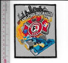 Montreal Fire Department Fire Crew Grand Prix F1 2011 Gilles Villeneuve Circuit