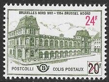Belgium stamps 1961 OBP SP373 TRAIN MNH VF