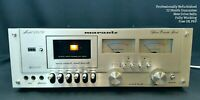 Marantz 5010 Cassette Deck WORKING & REFURBISHED Vintage Tape 1970s Analogue