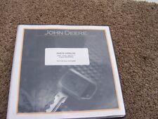 John Deere 444K Loader Parts Catalog Manual Pc11100