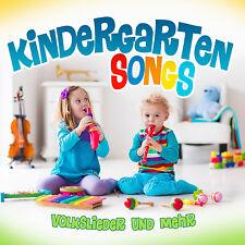 CD Jardín de infancia Songs - Canciones populares y mucho más