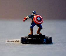 Marvel Heroclix Chaos War Primer Display 203 Captain America