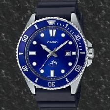 Casio MDV-106B-2A Mens Duro 200M Analog 200M WR DIVER Sports Watch Blue New 2020