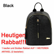 04554c92222d4 Damen Kleinen Leder Rucksack Umhängetasche Mädchen Schulrucksäcke Casual  Daypack