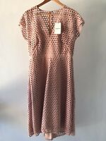 COUNTRY ROAD::[CR LOVE] NEW! [SZ 8,10,12,14,16] BRODERIE MIDI DRESS XS,S,M,L,XL