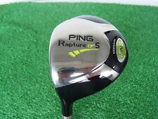Ping Rapture 5 Fairway Wood 17 New 17° TFC Regular Graphite LH Ti LEFT HAND NEW