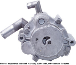 Secondary Air Injection Pump-Smog Air Pump Cardone 32-625 Reman