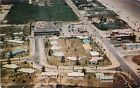 An Aerial View Of Ellinor Village, Ormond Beach, Florida FL 1957