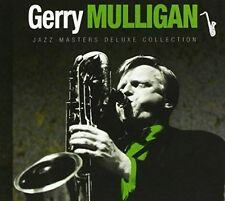 GERRY MULLIGAN - JAZZ MASTERS DELUXE COLLECTION NEW CD