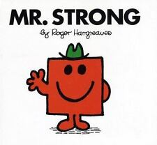 Mr. Strong (mr. Men And Little Miss): By Roger Hargreaves