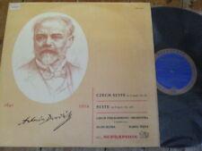 LPV 341 Dvorak Czech Suite etc. / Klima / Sejna / Czech PO BLUE/GOLD