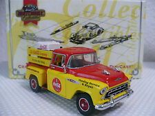 """Matchbox models of Yesteryear"" 1957 Chevrolet coca cola 1:43"