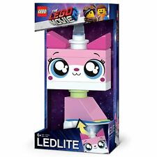 LEGO MOVIE UNIKITTY DESK LAMP LEDLITE NEW NIGHT LIGHT