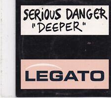 Serious Danger-Deeper cd single