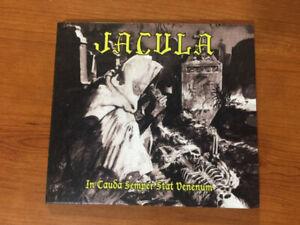 JACULA - In Cauda Semper Stat Venenum (CD, Digipak)