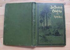 In Deutsch Ostafrika von Rudolf Scipio - Gründerzeitausgabe um 1900/1905