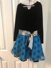 Bonnie Jean Girl's Size 10 Holiday Dress