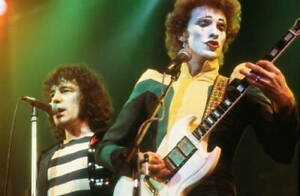 Sensational Alex Harvey Band Perform London 1975 MUSIC OLD PHOTO 4