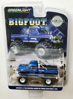 GREENLIGHT Bigfoot #1 The Original Monster Truck *1974 Ford F-250* 1:64