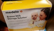Medela Breast Milk Storage Solution Set, Breastfeeding Supplies And Containers,