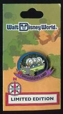 40th Anniversary WDW Huey Dewey and Louie at Tomorrowland LE Disney Pin 86992