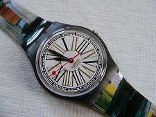 1993 Standard Swatch Watch Sugarless GM113C