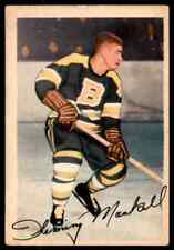 1953-54 PARKHURST FLEMING MACKELL ORIGINAL BOSTON BRUINS #91 JM