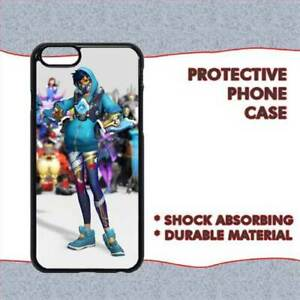 Protective Phone Case - Overwatch Tracer - for Apple, Samsung, Huawei, Sony, HTC