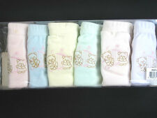40% OFF! 6-PACK IMPULSE GIRL'S TEDDY BEAR COTTON PANTIES SMALL BNEW IN PACK