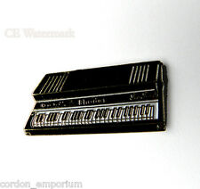 FENDER RHODES ELECTRIC PIANO MUSIC LAPEL PIN BADGE 1 INCH