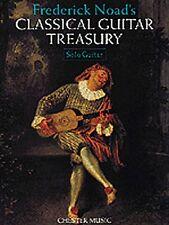 Classical Guitar Treasury Sheet Music Book NEW 014023135