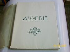 ALGERIE...Collectif....1951..TBE