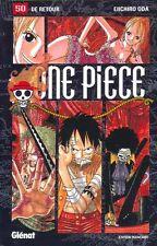 ONE PIECE tome 50 Oda manga Shonen