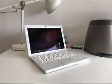 MacBook A1181 White 2009 Cheap, Fast Dispatch + Accessories El Capitan CD/DVD