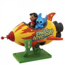 Disney Enchanting Space Adventure Lilo & Stitch  Figurine A28728