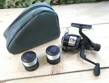 DRENNAN SERIES 7 FEEDER REEL WITH TWO SPARE SPOOLS. Used but in Great Condition