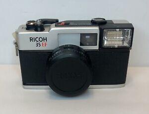 Vintage Ricoh 35 EF Rangefinder Style 35mm Camera