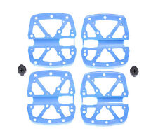 e13 - LG1+ Pedal Wearplate Set BLUE