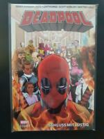 Marvel Legacy: Deadpool 1, 2, 3, Softcover / Hardcover Variant