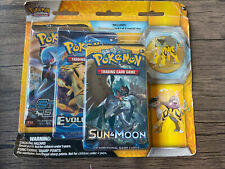 Pokemon Evolutions TCG Collector Raikou Pin Booster 3 Pack Cards Blister NEW