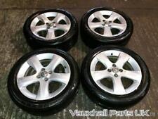 """2012 Vauxhall Corsa D SXI 16"""" 4 Stud Alloy Wheels Alloys Set 13338769 60193"""