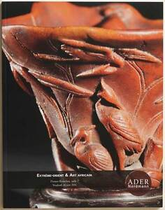 Far Eastern and African Art ADER NORMAN auction catalogue 2016