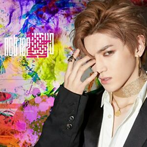 Used NCT 127 Chain TAEYONG Ver First Limited Edition CD Booklet Japan AVCK-79468