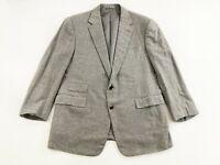 Ralph Lauren Purple Label Mens 100% Cashmere Blazer Sport Coat Gray Size 44R