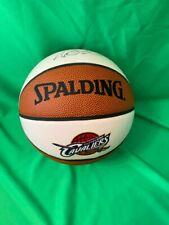 Anthony Bennett Cleveland Cavaliers NBA Signed autograph Mini Basketball