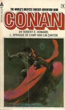 CONAN by Robert E. Howard. L Sprague De Camp & Lin Carter (Ace Ppbk)