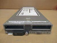 Cisco UCSB-B200-M4 UCS B200 M4 CTO Blade Server with heatsinks +  RAID