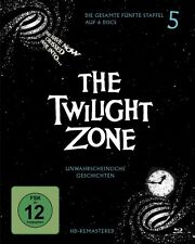 The Twilight Zone - 5 Staffel - 6  Blu Ray Box