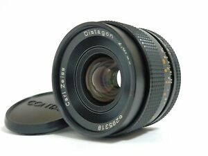 [MINT] Contax Carl Zeiss Distagon T 35mm f/2.8 AEJ MF Lens C/Y Mount From JAPAN
